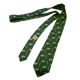 Hermès-Ties-Green