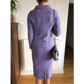 Chanel-Skirt suit-Other