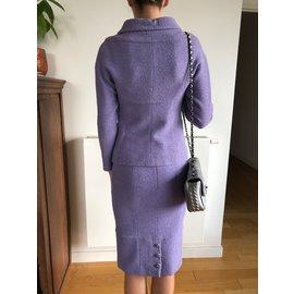 Chanel-Tailleur jupe-Autre