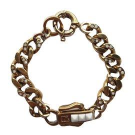 Fendi-Bracelets-Doré