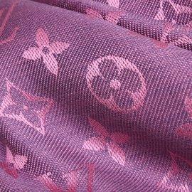 Louis Vuitton-Foulards-Rose