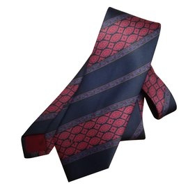 Valentino-Krawatten-Mehrfarben