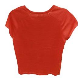 Hermès-Knitwear-Coral