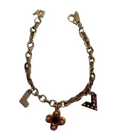 Louis Vuitton-Bracelets-Argenté