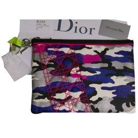 Dior-Sacs à main-Bleu