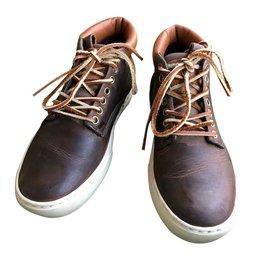 Timberland-adventure 2.0 Sneakers-Dark brown