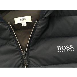 Hugo Boss-Blouson Hugo Boss cadet-Bleu Marine