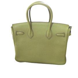 Hermès-Birkin 30-Vert