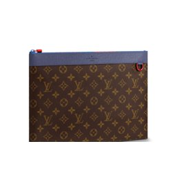 Louis Vuitton-Apolo Pochette Kim Jones-Marron