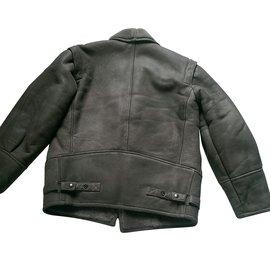 Autre Marque-Blazers Jackets-Brown
