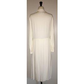 Fendi-Robes-Blanc