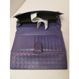 Bottega Veneta-Compagnon- Valeur 610 EUR-Violet