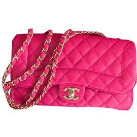 Chanel-Chanel Timeless Medium bag - 2017-Rose