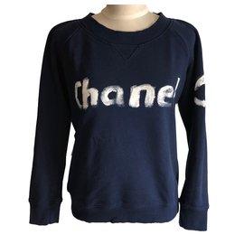 Chanel-Collector-Bleu Marine