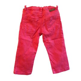 Bonpoint-Pants-Red