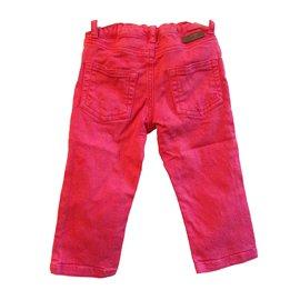 Bonpoint-jean bébé-Rouge