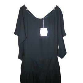 Chloé-Jumpsuits-Black