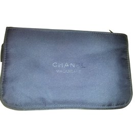 Chanel-Trousse maquillage chanel-Noir