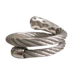 Autre Marque-Charriol Bague Cables TU.260 EUR-Argenté
