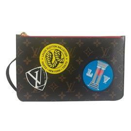Louis Vuitton-Pochette-Multicolore