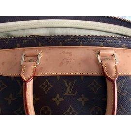 Louis Vuitton-Alize gm bandoulière-Marron