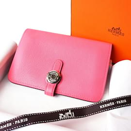 Hermès-Dogon-Pink
