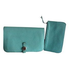 Hermès-dogon-Blue
