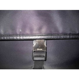 Prada-Grand Cartable-Noir