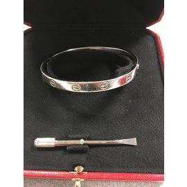 Cartier-Bracelet LOVE-Autre