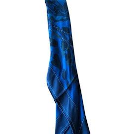 Hermès-Mr et Mme-Bleu
