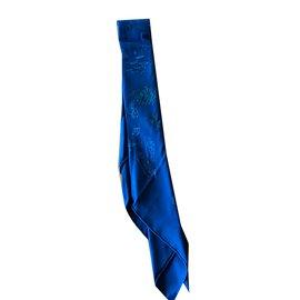 Hermès-Les minéraux-Bleu