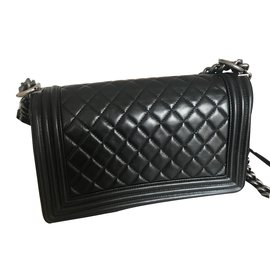 Chanel-Le Boy-Noir