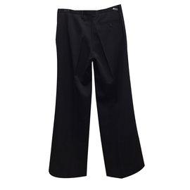 Junya Watanabe-Pantalons-Noir