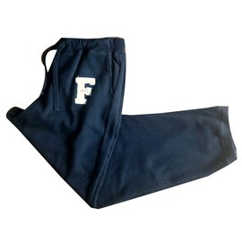 French Connection-Pants-Navy blue
