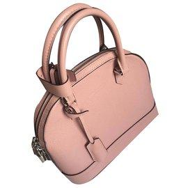 Louis Vuitton-Sac ALMA BB rosé poudré - LOUIS VUITTON-Rose