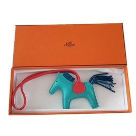 Hermès-RODEO PM-Multicolore