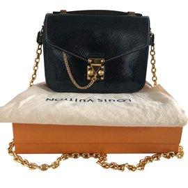 Louis Vuitton-Metis Mini-Bleu Marine