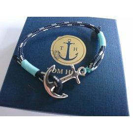 Autre Marque-Bracelets Tom Hope-Bleu