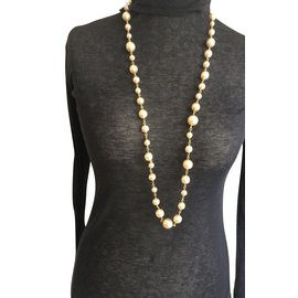 Chanel-Vintage Long necklaces-Other