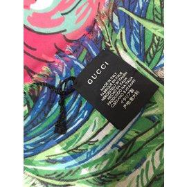 Gucci-Carrés-Multicolore