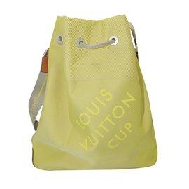 Louis Vuitton-CUP SAC SEAU XXL-Vert