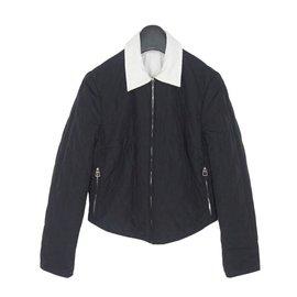 Hermès-Vestes-Noir,Blanc