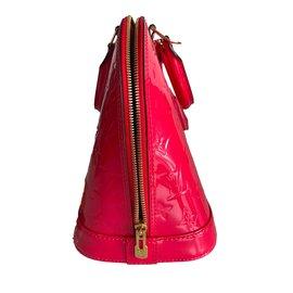 Louis Vuitton-Alma-Rose