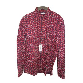 Emanuel Ungaro-Ungaro brand new flower print shirt-Multiple colors