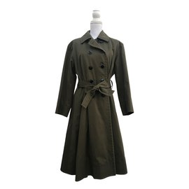 Yves Saint Laurent-YVES SAINT LAURENT  Trench-Vert