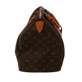Louis Vuitton-KEEPAL 45-Marron