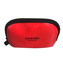 Chanel-Trousse maquillage-Rouge
