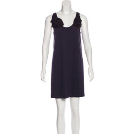Céline-Dresses-Navy blue
