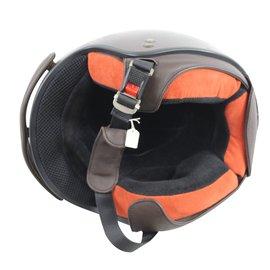 Louis Vuitton-Moto helmet-Brown