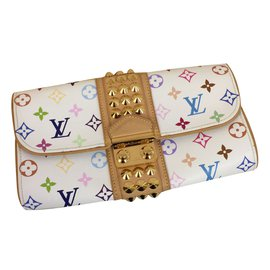 Louis Vuitton-Pochette Curteney-Multicolore